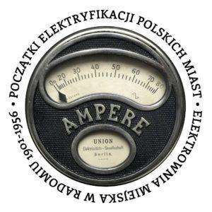 Wystawa Elektrownia Miejska w Radomiu 1901-1946 logotyp