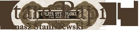 Stare Papiery Tomasz Staniszewski Logo